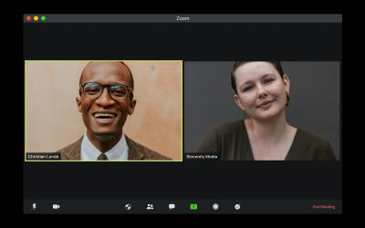 10 TIPS FOR VIRTUAL INTERVIEWS